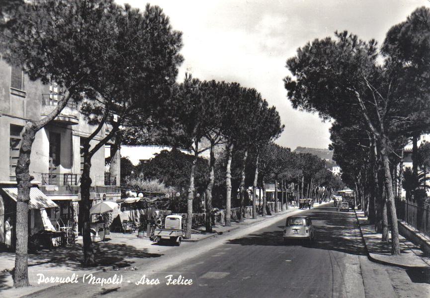 Pozzuoli (Na), Arco Felice
