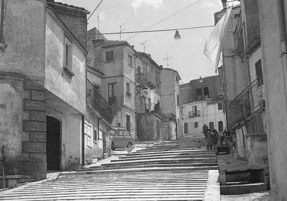 Bisaccia (Av), corso Romuleo