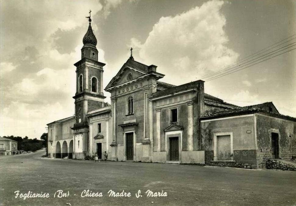 Foglianise (Bn), chiesa Madre S. Maria