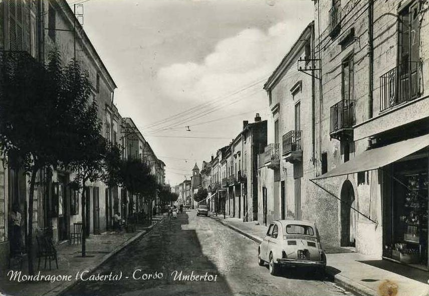 Mondragone (Ce), Corso Umberto I