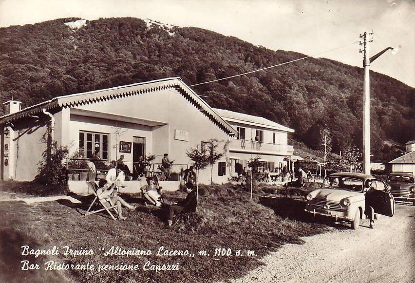 Bagnoli Irpino (Av), Altopiano Laceno