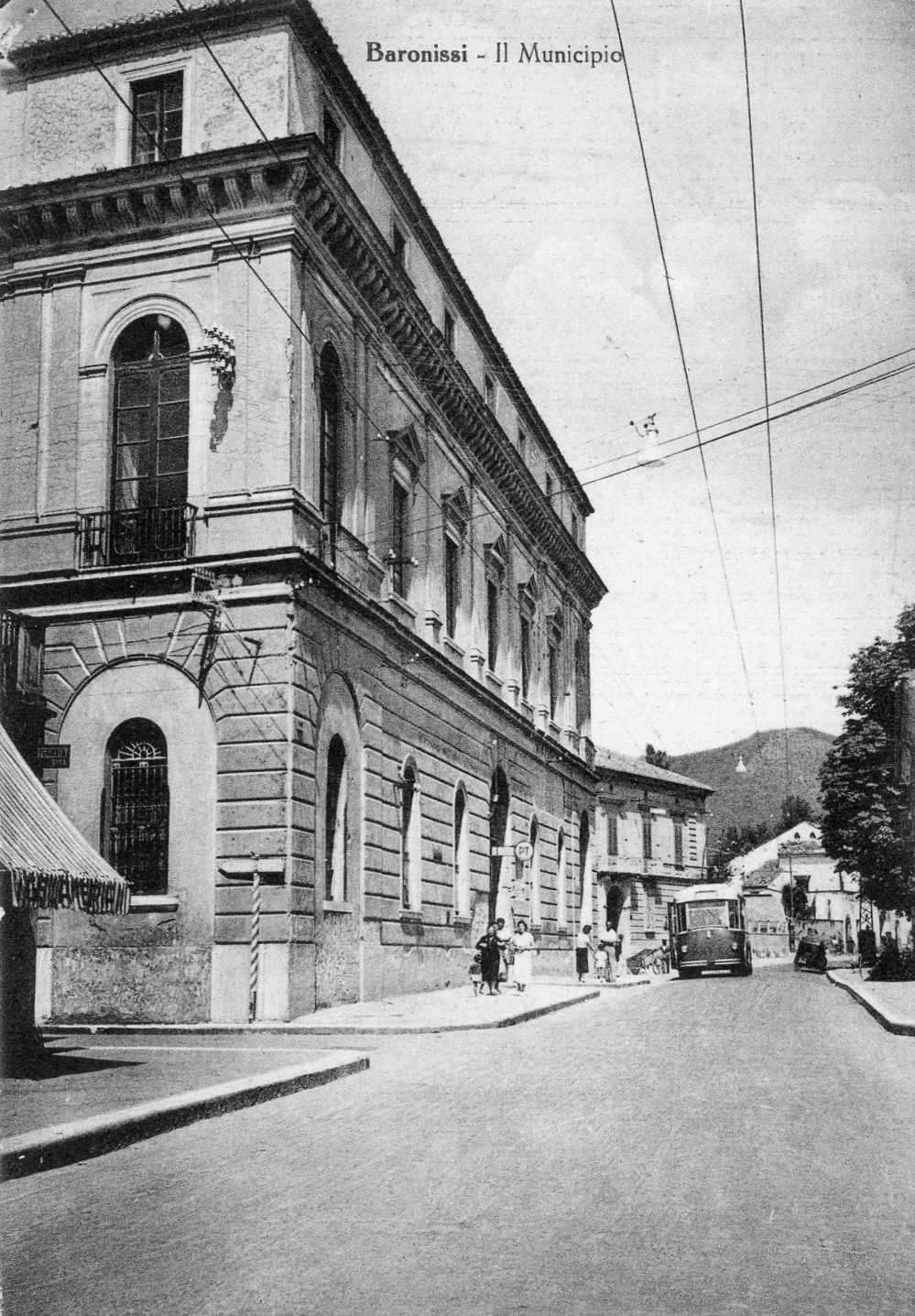 Baronissi (Sa), il Municipio