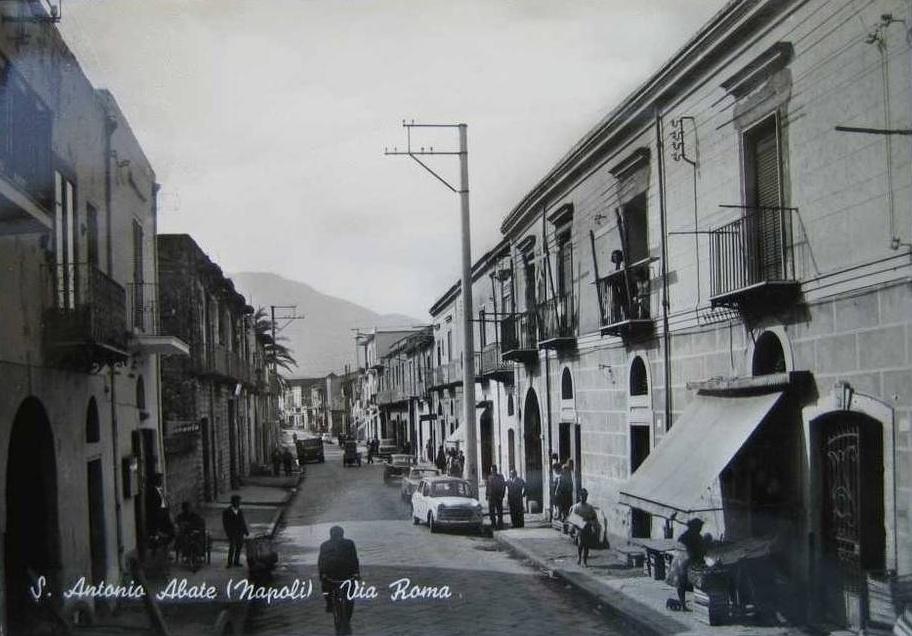 S. Antonio Abate (Na), Via Roma