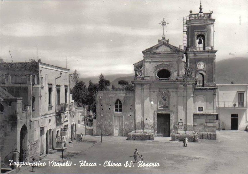 Poggiomarino (Na), Flocco, Chiesa SS. Rosario
