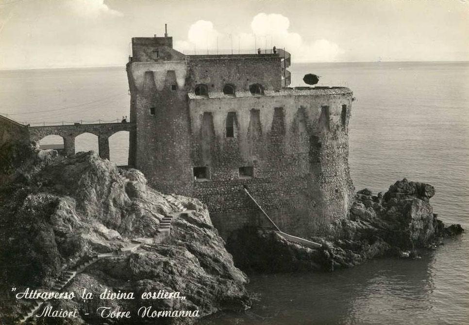 Maiori (Sa), Torre Normanna