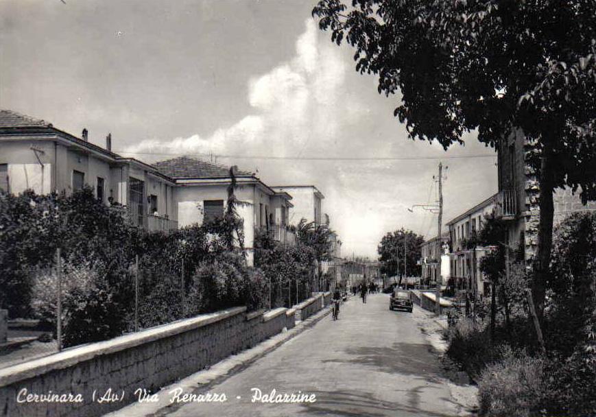 Cervinara (Av), via Renazzo, Palazzine