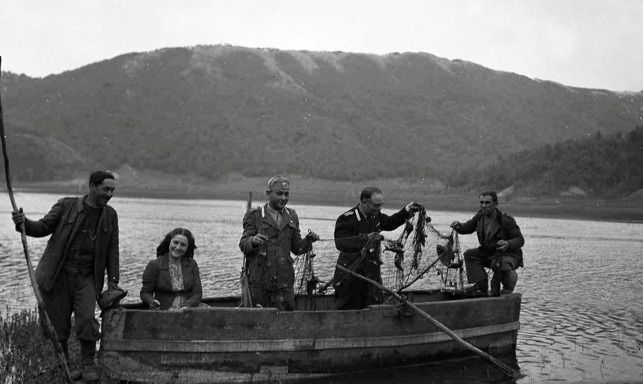 Lago Laceno, Bagnoli Irpino (Av)