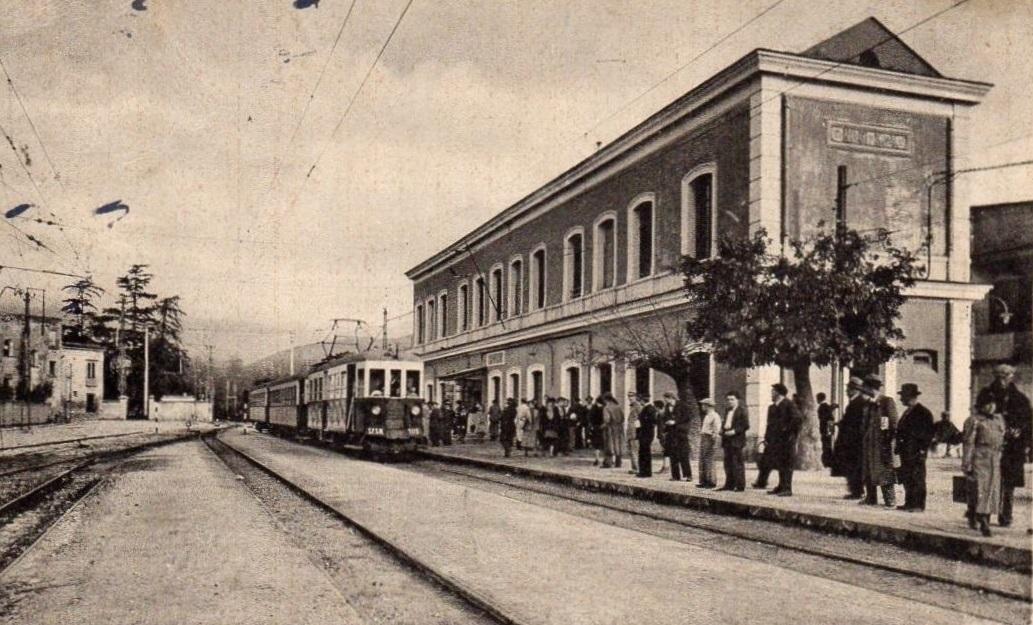 Nola, stazione Circumvesuviana