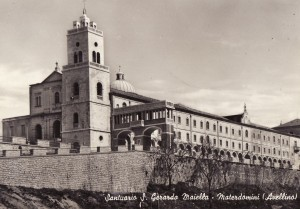 Santuario San Gerardo Maiella, Materdomini, Caposele (Av)