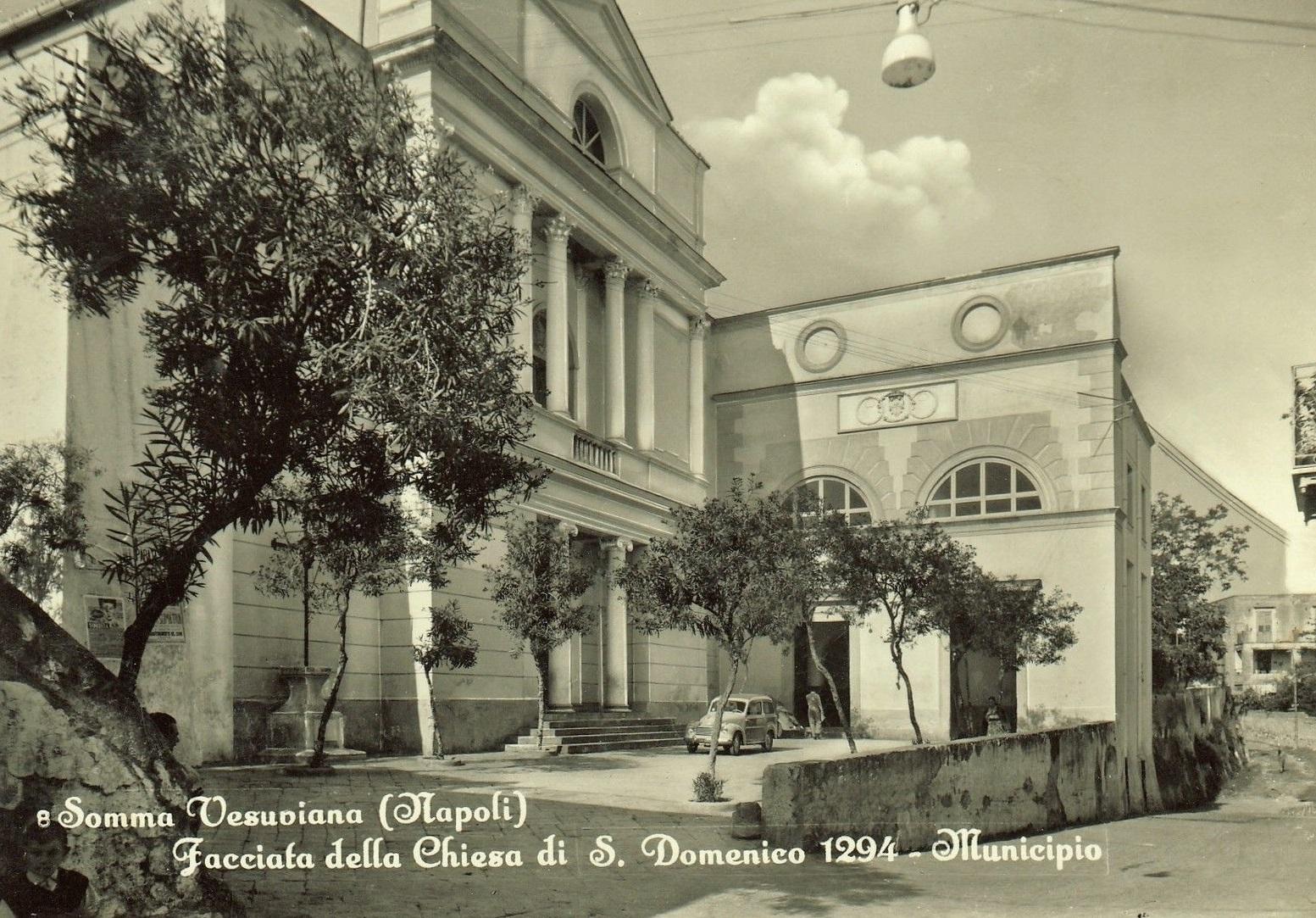Somma Vesuviana, chiesa S. Domenico