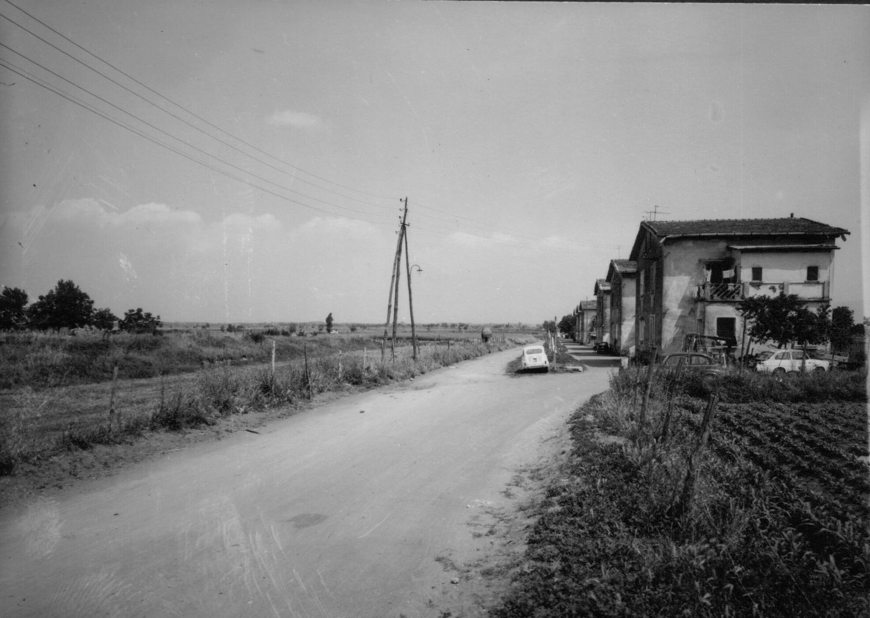 pomigliano, villaggio rurale, piano Cairoli