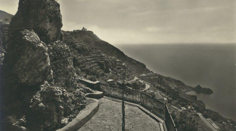 Conca dei Marini, scorcio panoramico