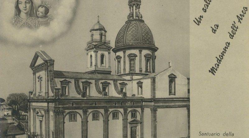 sant-anastasia-madonna-dell-arco-santuario-madonna dell'arco-lato-est