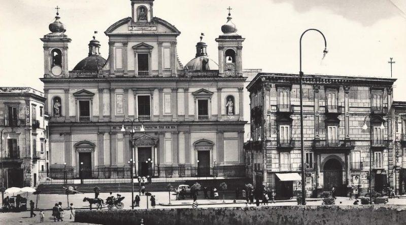 Sant'Antimo (Na), santuario