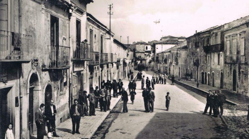 Lapio (Av), corso Umberto I